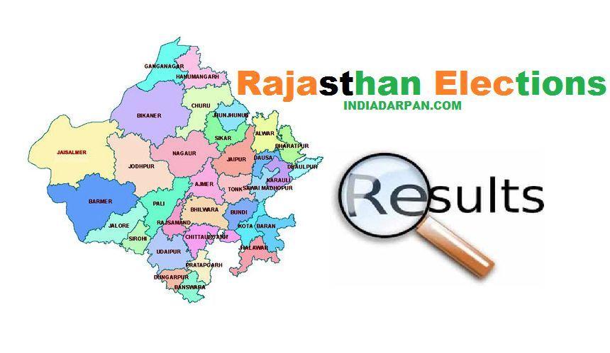 Rajasthan Election Result News Online
