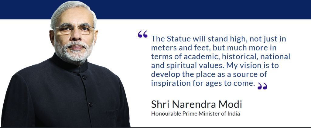 Prime minister thoughts about Status of Unity