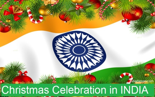 [2019] Christmas Celebration In India | Wishes in Hindi and Malayalam