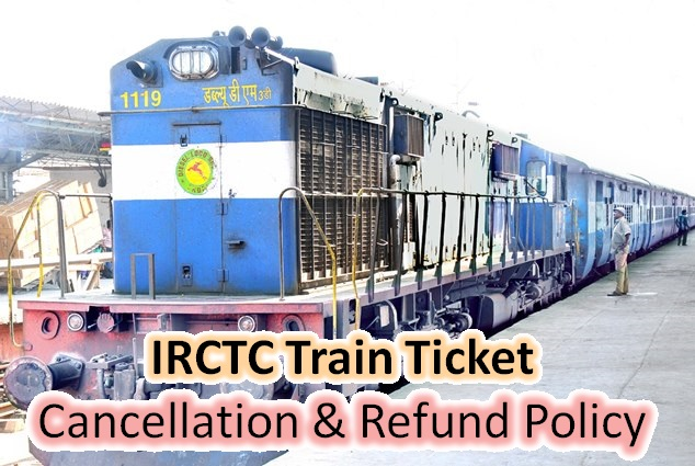 How to Cancel Your IRCTC Train Ticket – Cancellation & Refund Policy