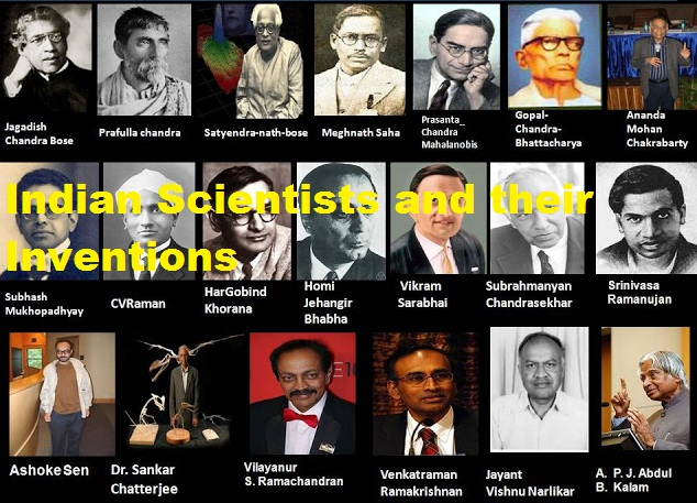 The 5 Great Indian Scientists and their Inventions – Must Read
