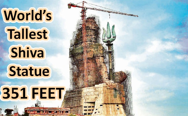 World's Tallest Shiva Statue in Rajasthan to be Ready in August