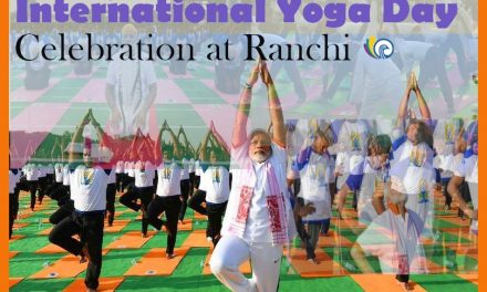 Ranchi is Gearing up for International Yoga Day 2019