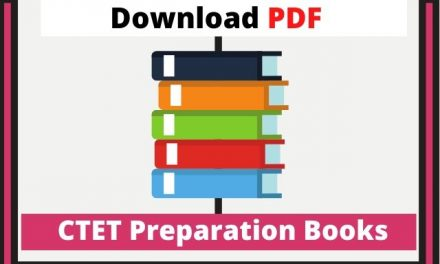 CTET Preparation Books – Download PDF Online