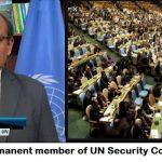 India elected non-permanent member of UN Security Council