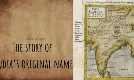 How India got its name, Bharat? The story of India's original name