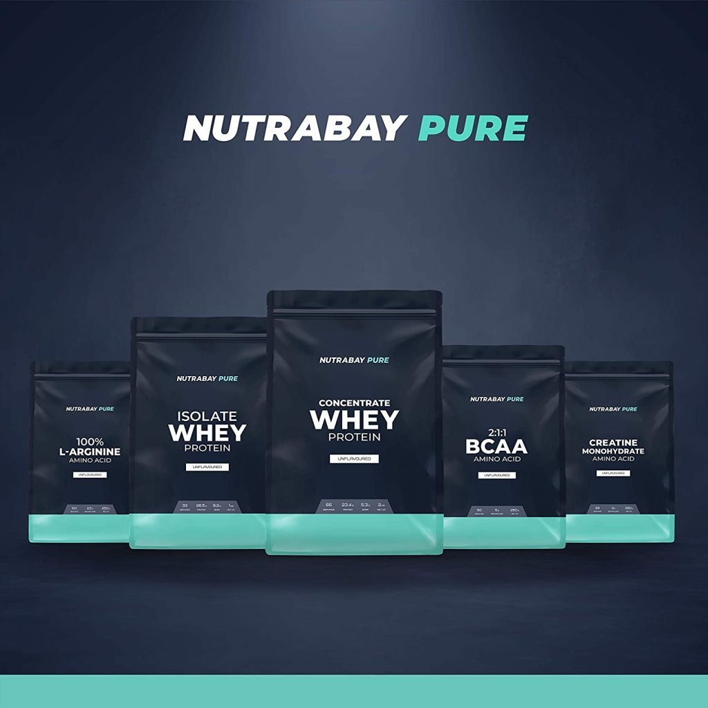 Nutrabay pure protein review